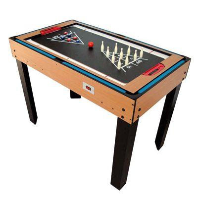 Riley 4ft 12 in 1 Multi Games Table Shuffle Board