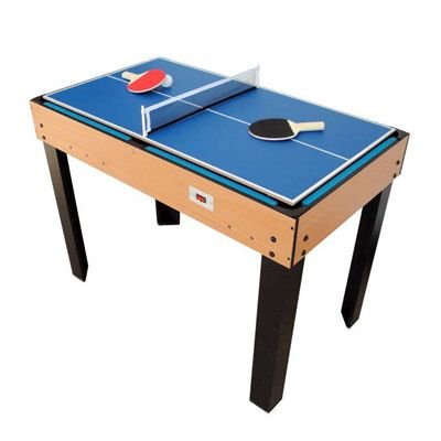 Riley 4ft 12 in 1 Multi Games Table Tennis