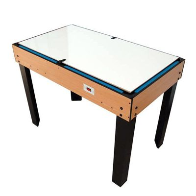 Riley 4ft 12 in 1 Multi Games Table Whiteboard