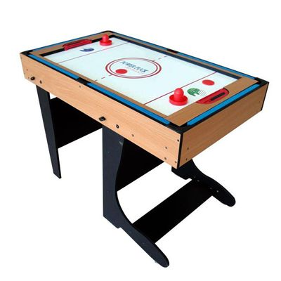 Riley 4ft 21 in 1  Folding Multi Games Table Air Hockey