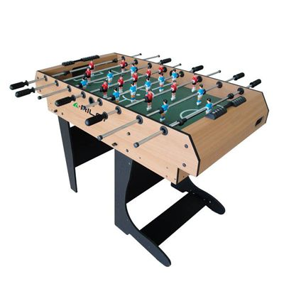 Riley 4ft 21 in 1  Folding Multi Games Table Football
