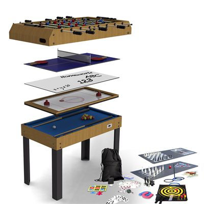 Riley 4ft 21 in 1 Multi Games Table - Main