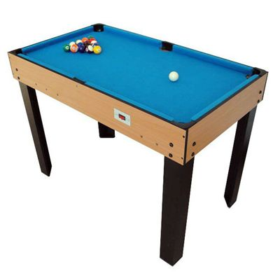 Riley 4ft 21 in 1 Multi Games Table Pole