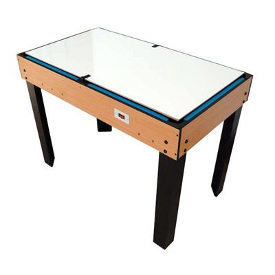 Riley 4ft 21 in 1 Multi Games Table Whiteboard