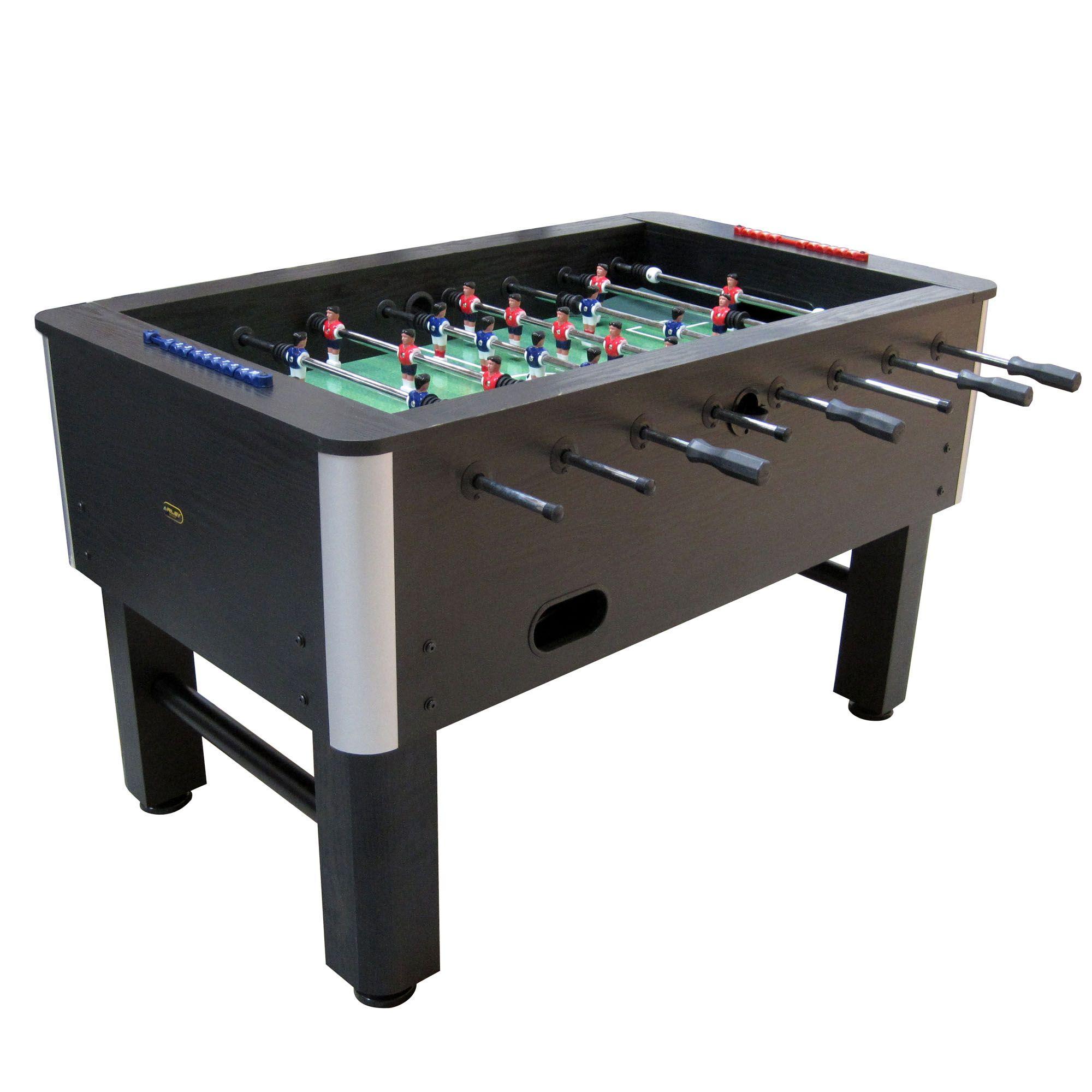 Riley 5ft Carbon Football Table Sweatband Com