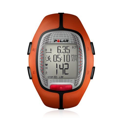 Polar RS300X G1  Heart Rate Monitor  Orange