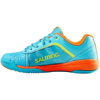 Salming Adder Junior Court Shoes-Side View
