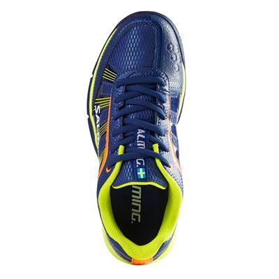Salming Adder Junior Indoor Court Shoes - Above