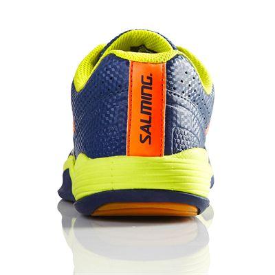 Salming Adder Junior Indoor Court Shoes - Back
