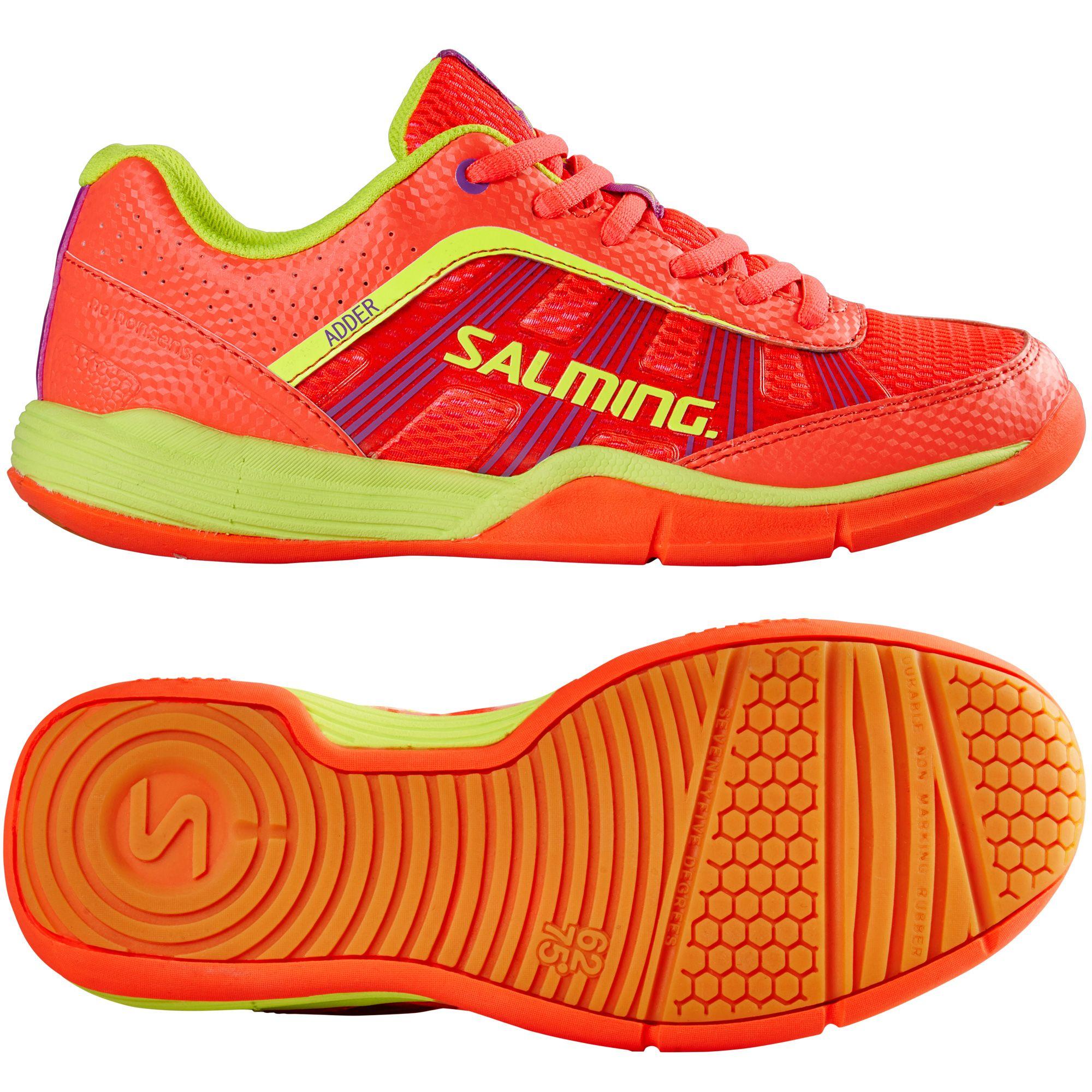 Salming Adder Ladies Court Shoes Sweatband Com