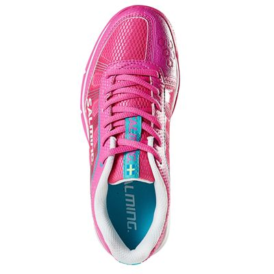 Salming Adder Ladies Indoor Court Shoes - Above