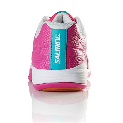 Salming Adder Ladies Indoor Court Shoes - Back