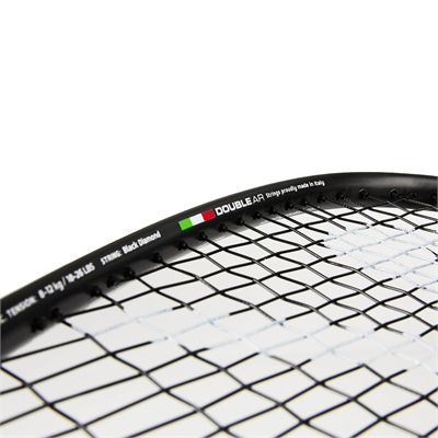 Salming Cannone Feather Aero Vectran Squash Racket AW18 - Zoom1