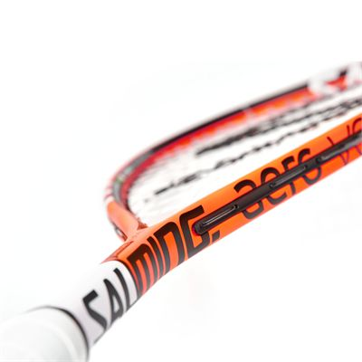 Salming Fusione Pro Aero Vectran Squash Racket Double Pack - Side