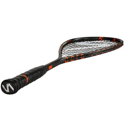 Salming Cannone PowerLite Squash Racket - Angle2