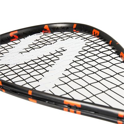 Salming Cannone PowerLite Squash Racket - Angle3