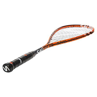 Salming Cannone Pro Aero Vectran Squash Racket - Angled