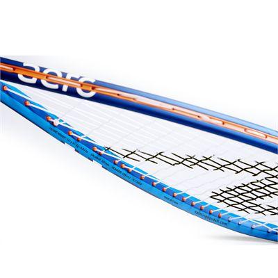 Salming Cannone Slim Aero Squash Racket - Frane2
