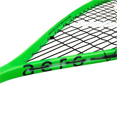 Salming Cannone Squash Racket - Angled