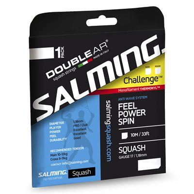 Salming Challenge Squash String Set