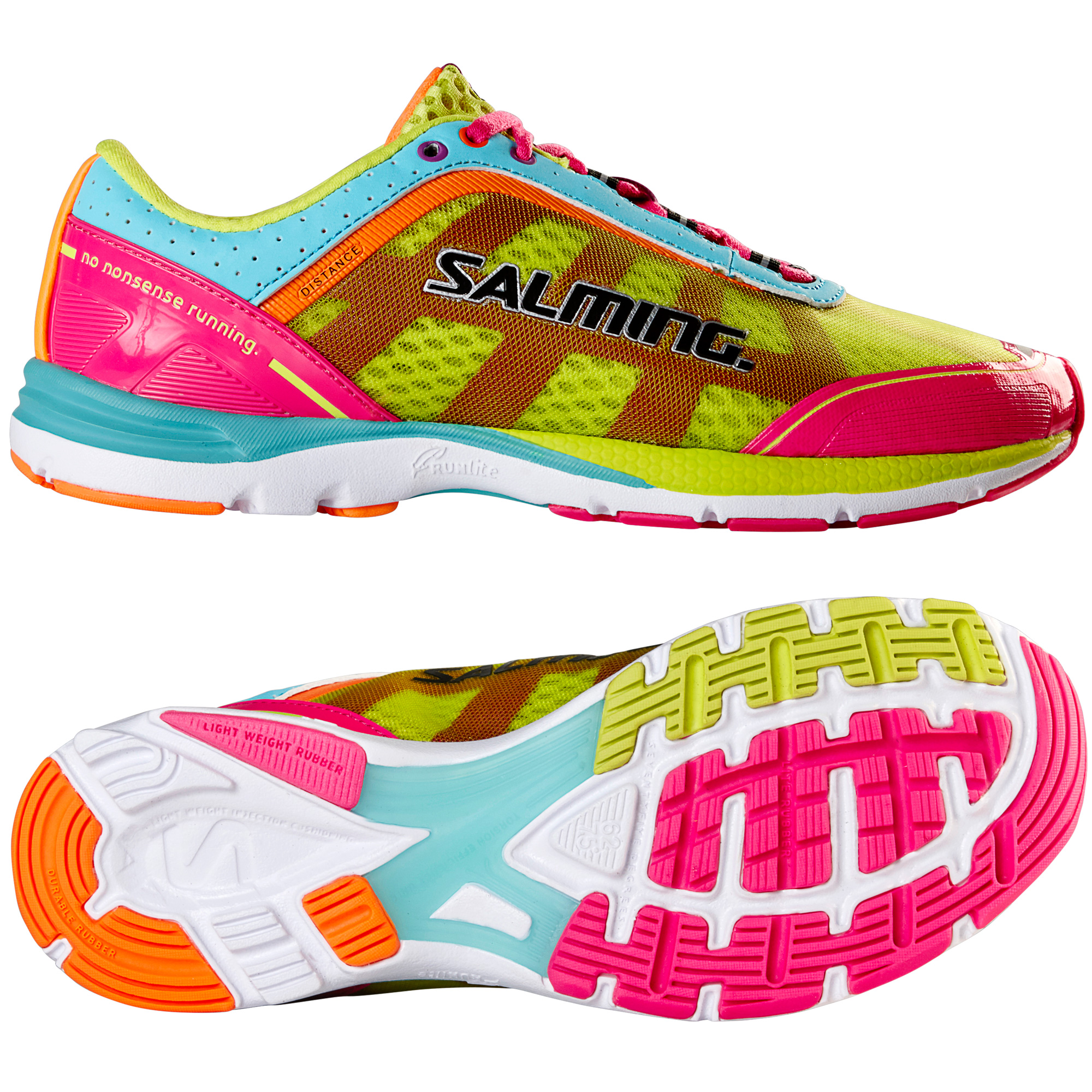 Salming Distance 3 Ladies Running Shoes - 4.5 UK
