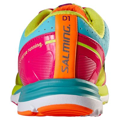 Salming Distance 3 Ladies Running Shoes Back