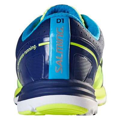 Salming Distance 3 Mens Running Shoes Back