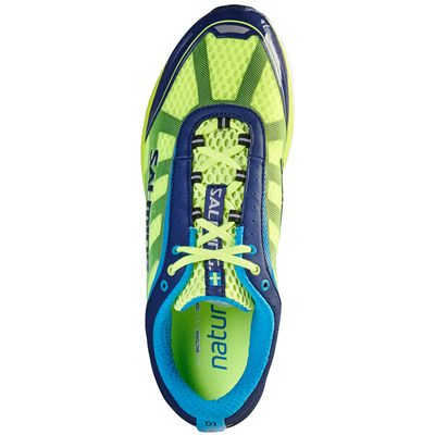 Salming Distance 3 Mens Running Shoes Top