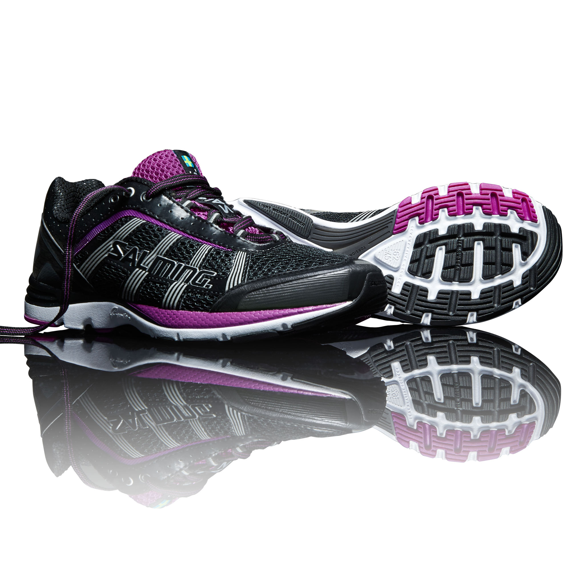 Salming Distance A2 Ladies Running Shoes - 4.5 UK