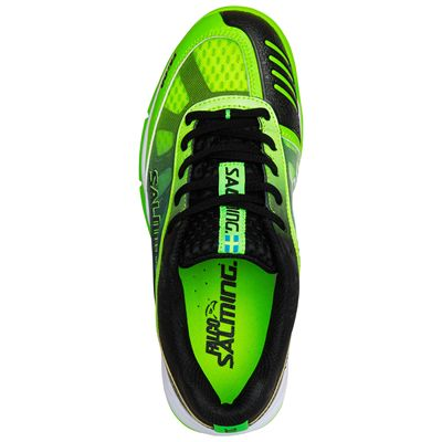 Salming Falco Junior Indoor Court Shoes - Above