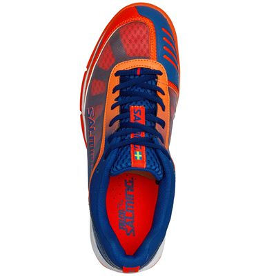 Salming Falco Mens Indoor Court Shoes - Above
