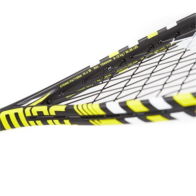 Salming Forza Aero Squash Racket Double Pack - Zoomed