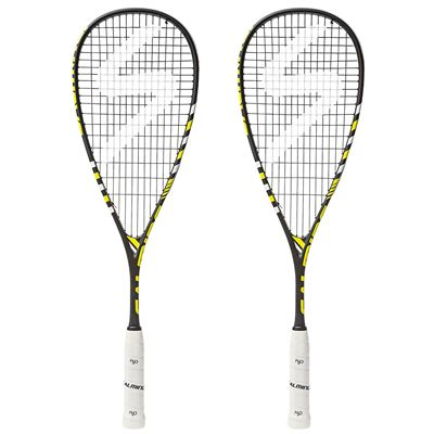 Salming Forza Aero Squash Racket Double Pack