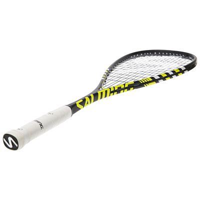 Salming Forza Aero Squash Racket - Angled