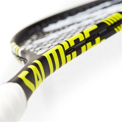 Salming Forza Aero Squash Racket - Frame 1