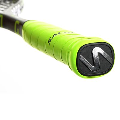 Salming Forza Pro Aero Vectran Squash Racket Aw18 - Grip