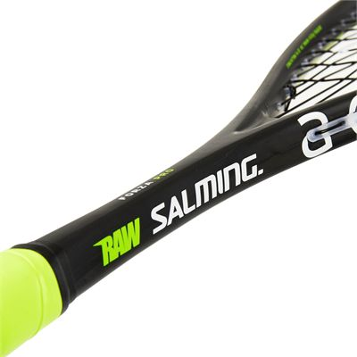Salming Forza Pro Aero Vectran Squash Racket Aw18 - Side