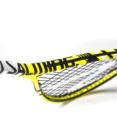 Salming Forza Pro Aero Vectran Squash Racket Double Pack - Side