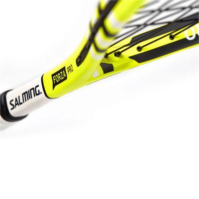 Salming Forza Pro Aero Vectran Squash Racket Double Pack - zomed