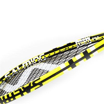 Salming Forza Pro Aero Vectran Squash Racket - Frame3