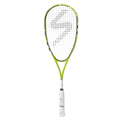 Salming Fusione Feather Aero Vectran Squash Racket