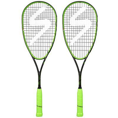 Salming Fusione PowerLite Squash Racket