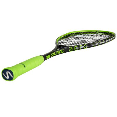 Salming Fusione PowerLite Squash Racket - Angled