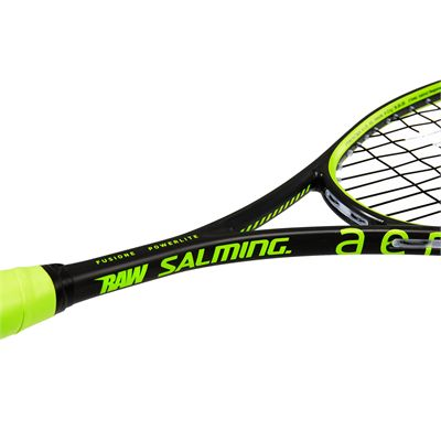 Salming Fusione PowerLite Squash Racket - Zoom 3