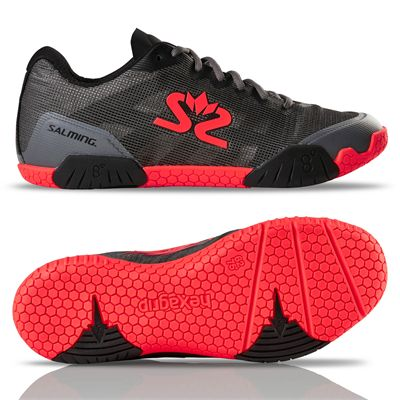 5192128a Salming Hawk Mens Indoor Court Shoes AW19
