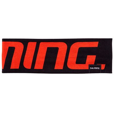 Salming Headband-Black-Orange