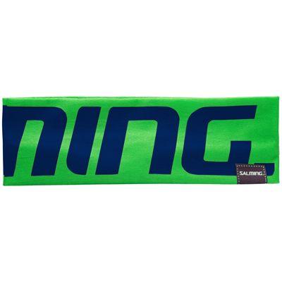 Salming Headband-Green-Navy