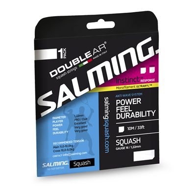 Salming Instinct Squash String Set