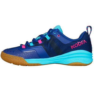 Salming Kobra 2 Ladies Indoor Court Shoes- Side