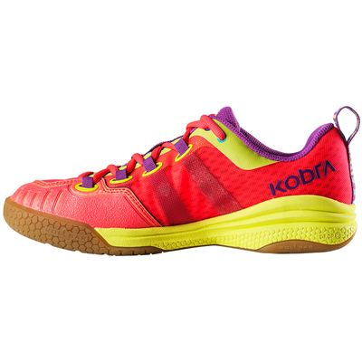 Salming Kobra Ladies Court Shoes Side